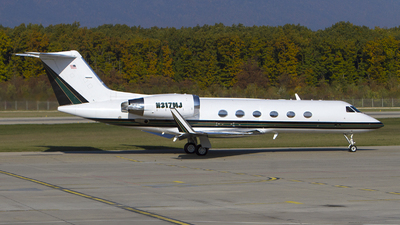 N317MJ - Gulfstream G-IV - Private