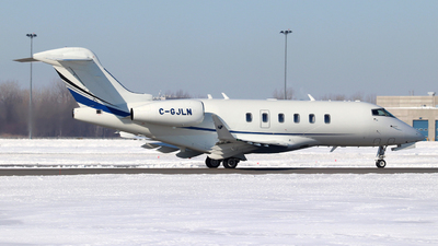 C-GJLN - Bombardier BD-100-1A10 Challenger 350 - Private