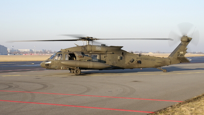 12-20450 - Sikorsky UH-60M Blackhawk - United States - US Army
