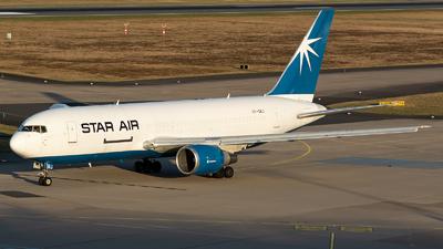 A picture of OYSRJ - Boeing 76725E(BDSF) - Star Air - © Julian Maas