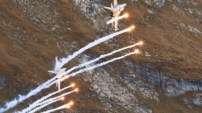 J-5026 - McDonnell Douglas F/A-18C Hornet - Switzerland - Air Force