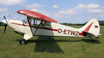 D-ETWZ - Christen A-1 Husky - Private