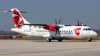 OK-KFO - ATR 42-500 - CSA Czech Airlines