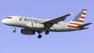 N836AW - Airbus A319-132 - American Airlines