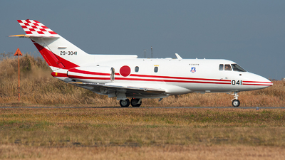 29-3041 - Raytheon U-125A - Japan - Air Self Defence Force (JASDF)