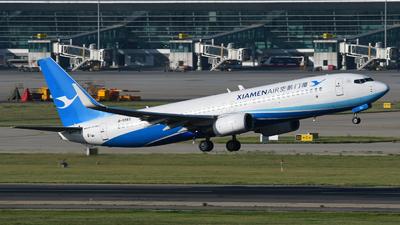 B-5563 - Boeing 737-86N - Xiamen Airlines