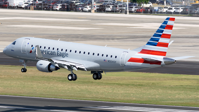 N504SY - Embraer 170-200LR - American Eagle (SkyWest Airlines)