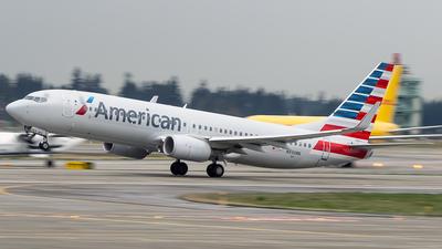 N930NN - Boeing 737-823 - American Airlines