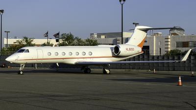 HL8200 - Gulfstream G550 - Private
