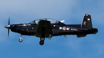 NZ1404 - Raytheon T-6C Texan II - New Zealand - Royal New Zealand Air Force (RNZAF)