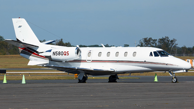 N580QS - Cessna 560XL Citation Excel - NetJets Aviation