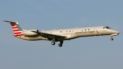 A picture of N603KC - Embraer ERJ145LR - American Airlines - © Conor Clancy