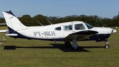 PT-NKH - Embraer EMB-711C Corisco - Aeroclube de São Paulo