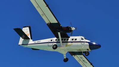 PJ-WIT - De Havilland Canada DHC-6-300 Twin Otter - Winair - Windward Islands Airways