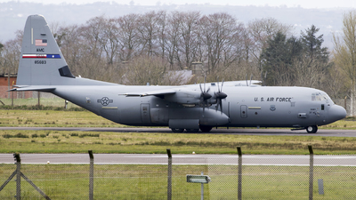 08-5683 - Lockheed Martin C-130J-30 Hercules - United States - US Air Force (USAF)