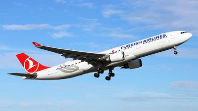 TC-LND - Airbus A330-303 - Turkish Airlines