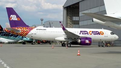 VP-CZE - Airbus A320-251N - Air Cairo