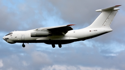EK-76310 - Ilyushin IL-76TD - Air Highnesses