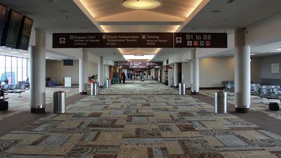 KBNA - Airport - Terminal