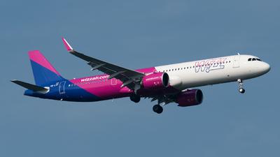 HA-LVP - Airbus A321-271NX - Wizz Air