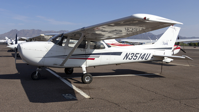 N3514U - Cessna 172S Skyhawk SP - Private