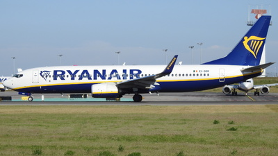 EI-GDR - Boeing 737-8AS - Ryanair