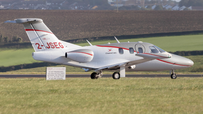 2-JSEG - Eclipse Aviation Eclipse 500 - Channel Jets