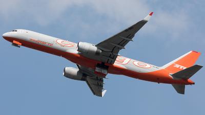 VQ-BBU - Boeing 757-223(PCF) - Aviastar-Tu Air Company