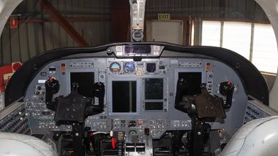 VH-MOR - Cessna 525A CitationJet 2 - Private