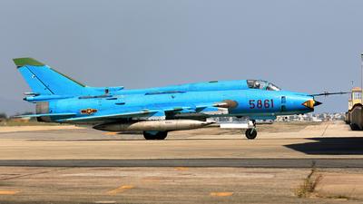5861 - Sukhoi Su-22M4 Fitter K - Vietnam - Air Force