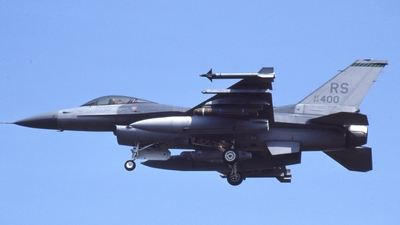 85-1400 - General Dynamics F-16C Fighting Falcon - United States - US Air Force (USAF)