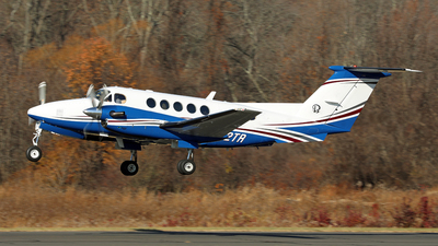 N722TR - Beechcraft B200GT Super King Air - Private