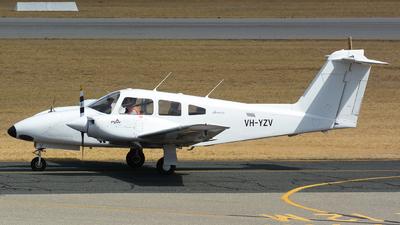 VH-YZV - Piper PA-44-180 Seminole - Private
