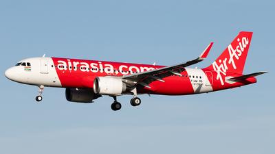 F-WWBQ - Airbus A320-251N - AirAsia India