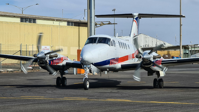 VH-VAH - Beechcraft B200C Super King Air - Air Ambulance Victoria (RFDS)