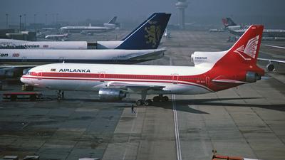 4R-ULE - Lockheed L-1011-50 Tristar - AirLanka
