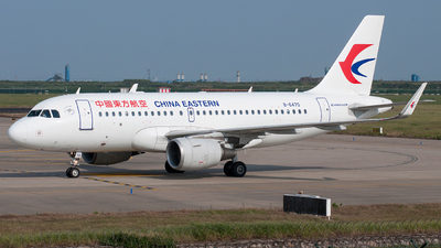 B-6470 - Airbus A319-115 - China Eastern Airlines