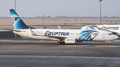 SU-GEB - Boeing 737-866 - EgyptAir