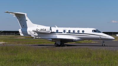 G-JAGA - Embraer 505 Phenom 300 - London Executive Aviation