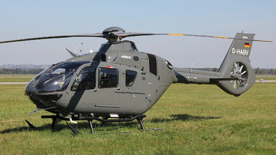 D-HABV - Airbus Helicopters H135 - Germany - Army