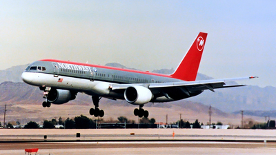 N527US - Boeing 757-251 - Northwest Airlines