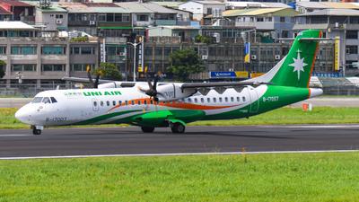 A picture of B17007 - ATR 72600 - UNI Air - © aviation_ken