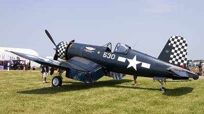 N9964Z - Goodyear FG-1D Corsair - Commemorative Air Force
