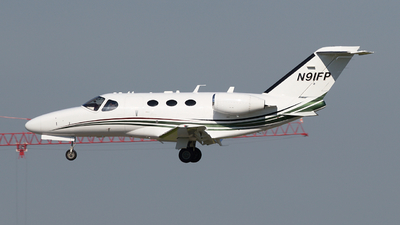 N91FP - Cessna 510 Citation Mustang - Private