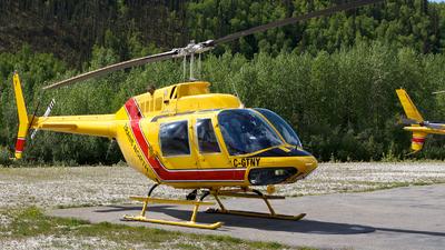 A picture of CGTNY - Bell 206B JetRanger II - [990] - © Sandra