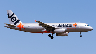 A picture of VHVFJ - Airbus A320232 - Jetstar Airways - © Christian Hartan