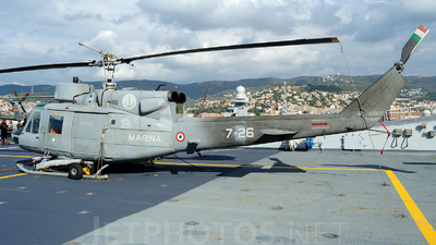 MM80957 - Agusta-Bell AB-212ASW - Italy - Navy