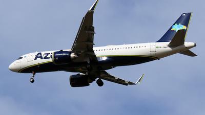A picture of PRYRW - Airbus A320253N - Azul Linhas Aereas - © Rogério A. Avelino
