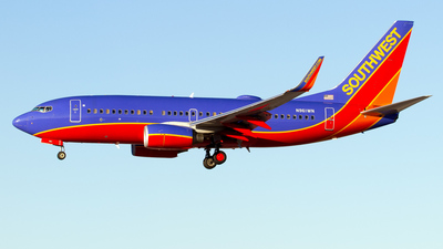 N961WN - Boeing 737-7H4 - Southwest Airlines