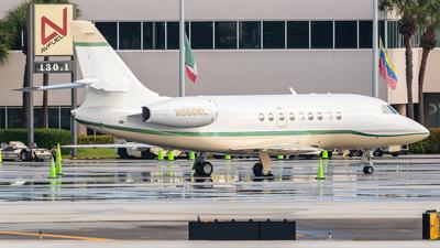 N950RL - Dassault Falcon 2000 - Private